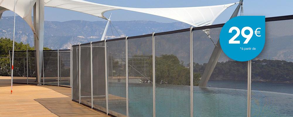 barriere piscine d montable beethoven s curit piscine. Black Bedroom Furniture Sets. Home Design Ideas