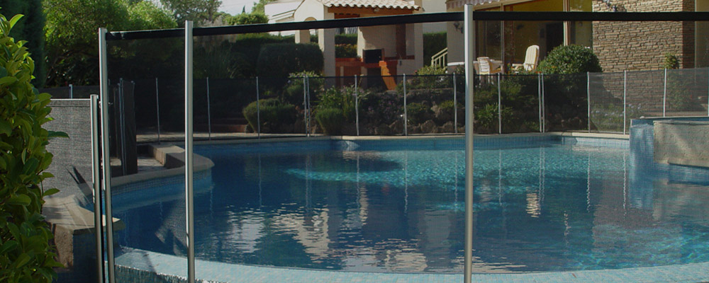 Galerie photos barri re piscine d montable beethoven - Barriere piscine design ...