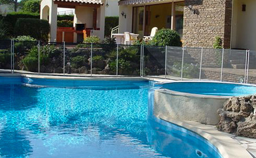 Installation barri re piscine beethoven protection des for Barrieres protection piscine