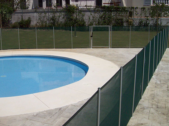 Accessoires barri re piscine beethoven s curit piscine for Barriere piscine beethoven