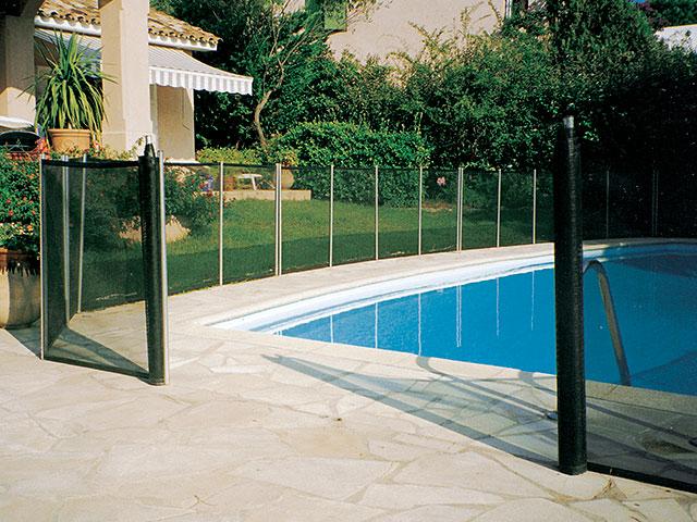 photos et vid os barri re piscine beethoven s curit piscine. Black Bedroom Furniture Sets. Home Design Ideas