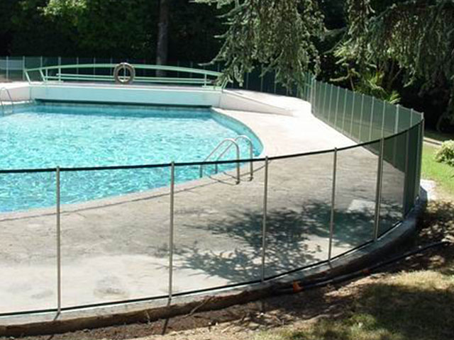 Photos et vid os barri re piscine beethoven s curit piscine page 4 - Barriere piscine beethoven ...