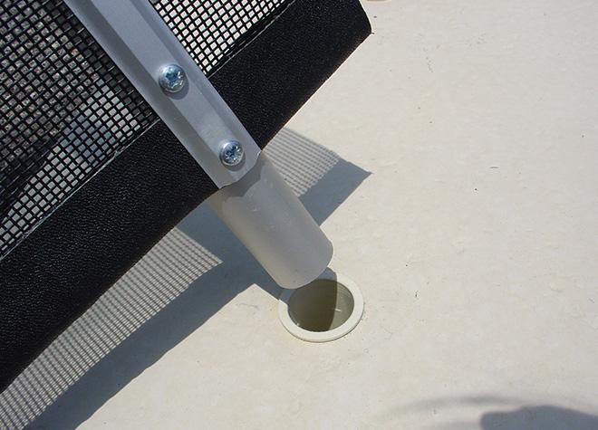 Guide pose barrière piscine - Installation barrière piscine ...